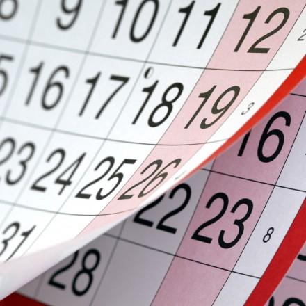 Календарь ВОЗ
