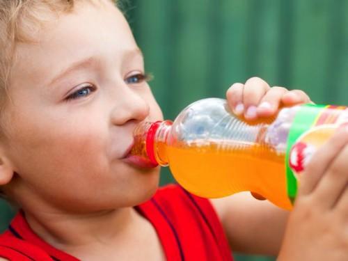 сахарсодержащие напитки и дети
